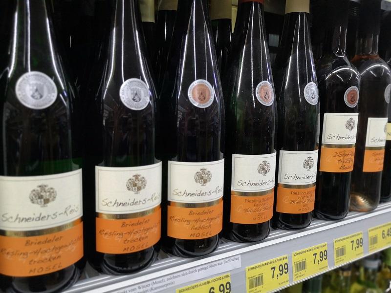 Winzerweine von Schneiders – Reis, Qualitätsweine von der Mosel.