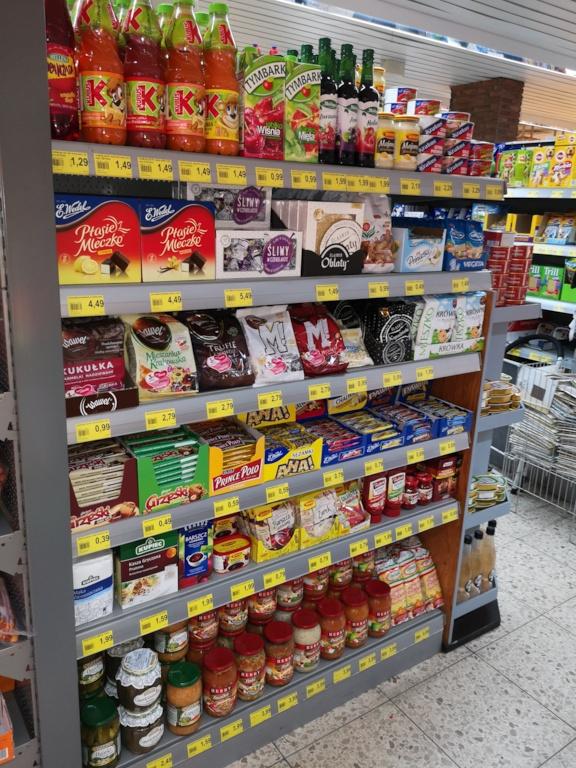 Polnische und schlesische Lebensmittel, neu in unserer Filiale in Kupferdreh am Markt.